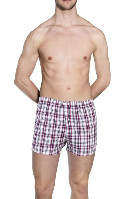 Copia di Copia di Boxer shorts stripe-check