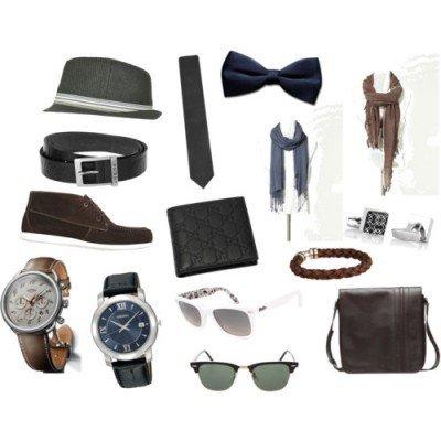 Moda accessori di tendenza uomo